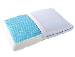 Sleep Master Comfort Gel Pillow Review